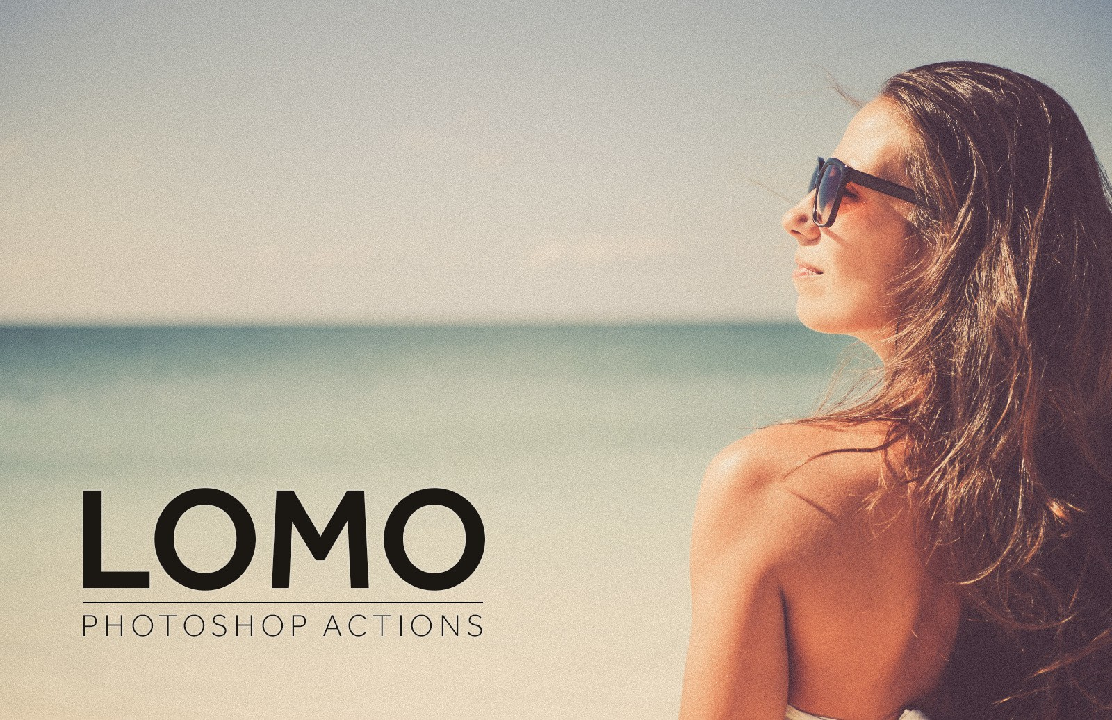Lomo Photoshop Action 2