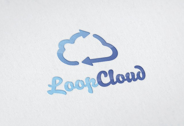 Loop Cloud  Logo  Template  Preview1