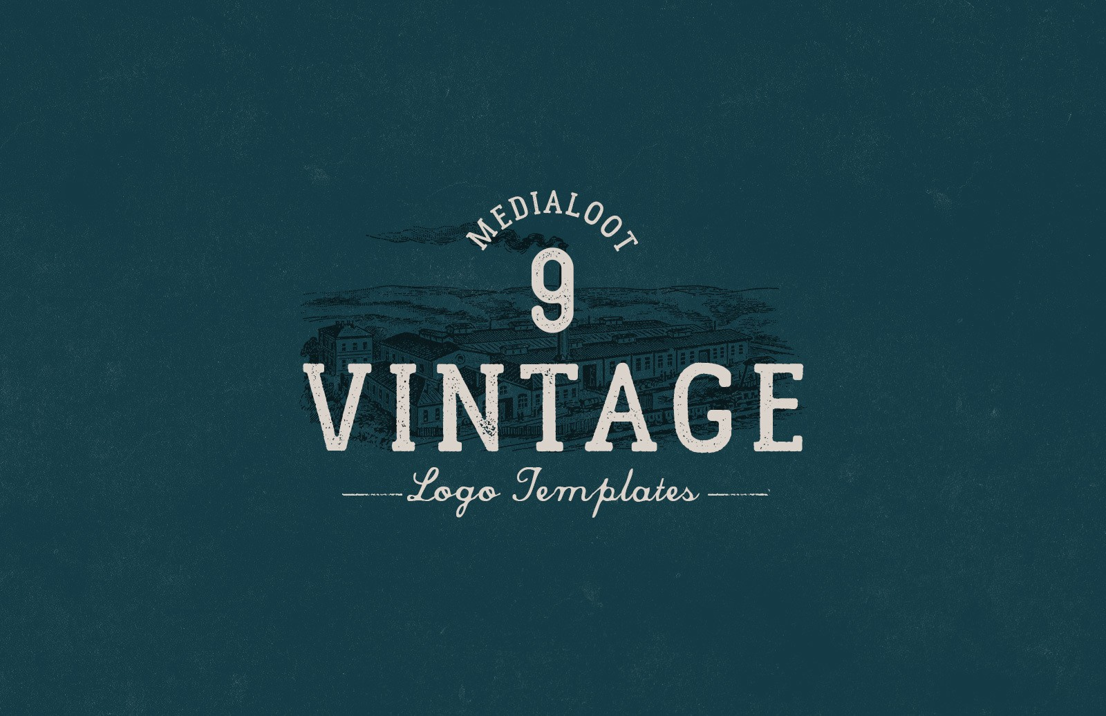 Vintage Logo Templates 1