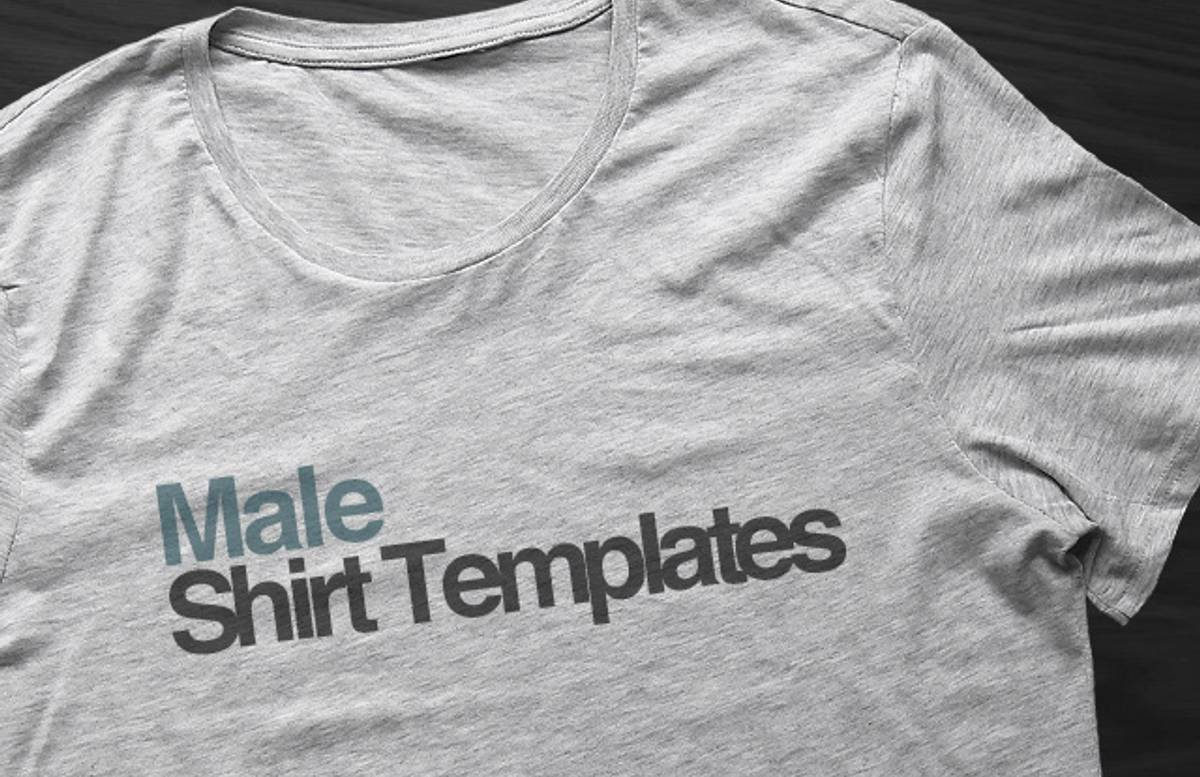Male  Shirt  Templates  Preview1