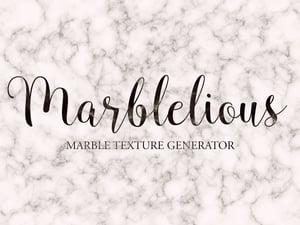 Marblelious Marble Texture Generator 1