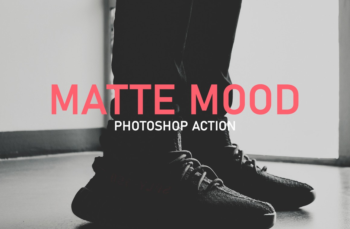 Matte Mood Photoshop Action