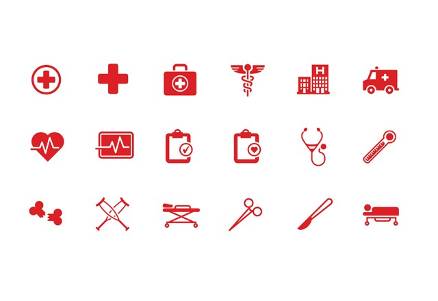 medical amp health vector icons � medialoot