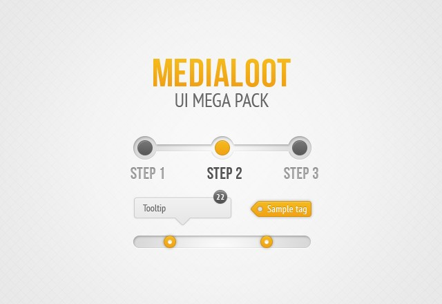 MediaLoot UI Mega Pack