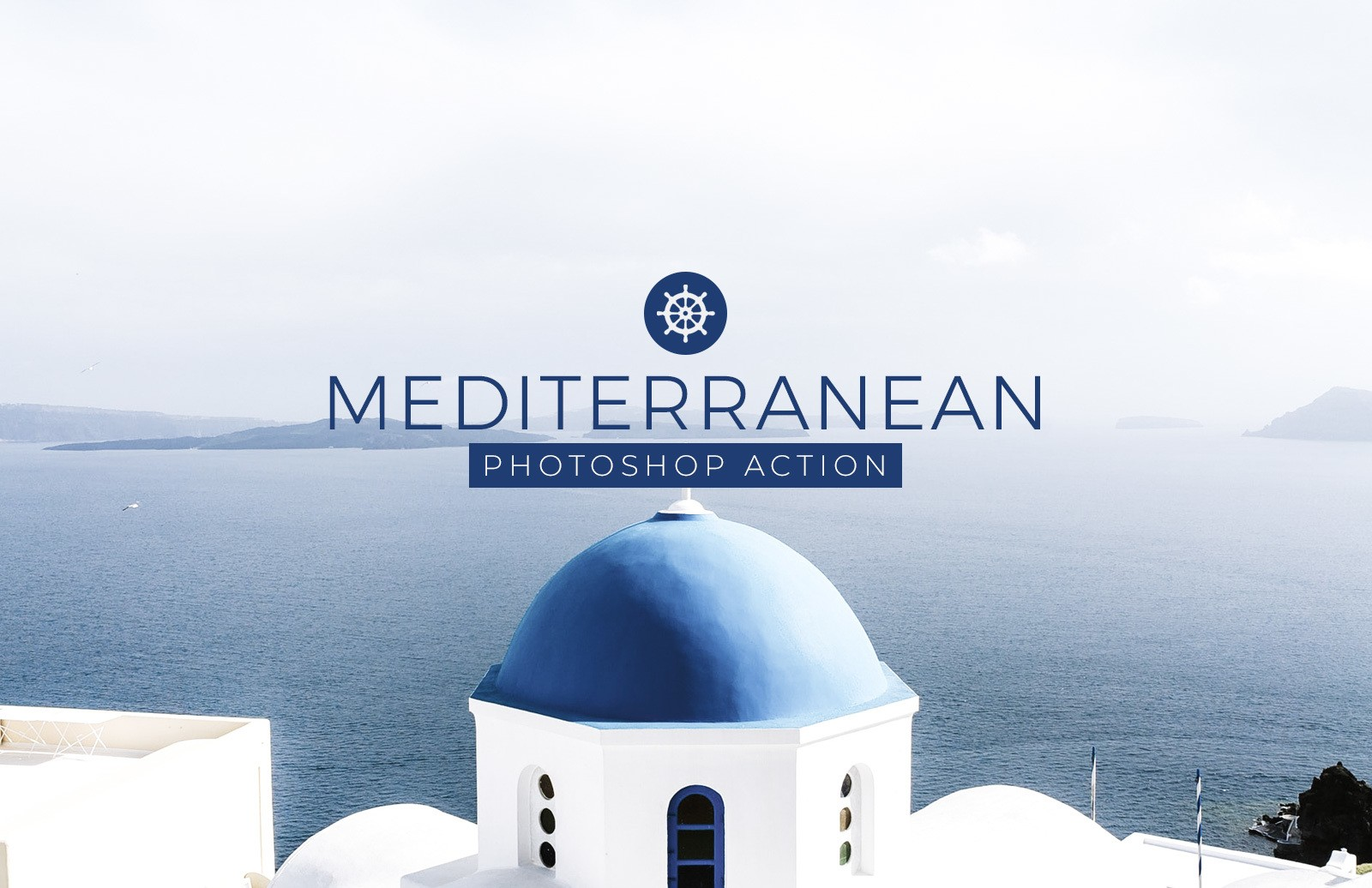 Mediterranean Photoshop Action Preview 1