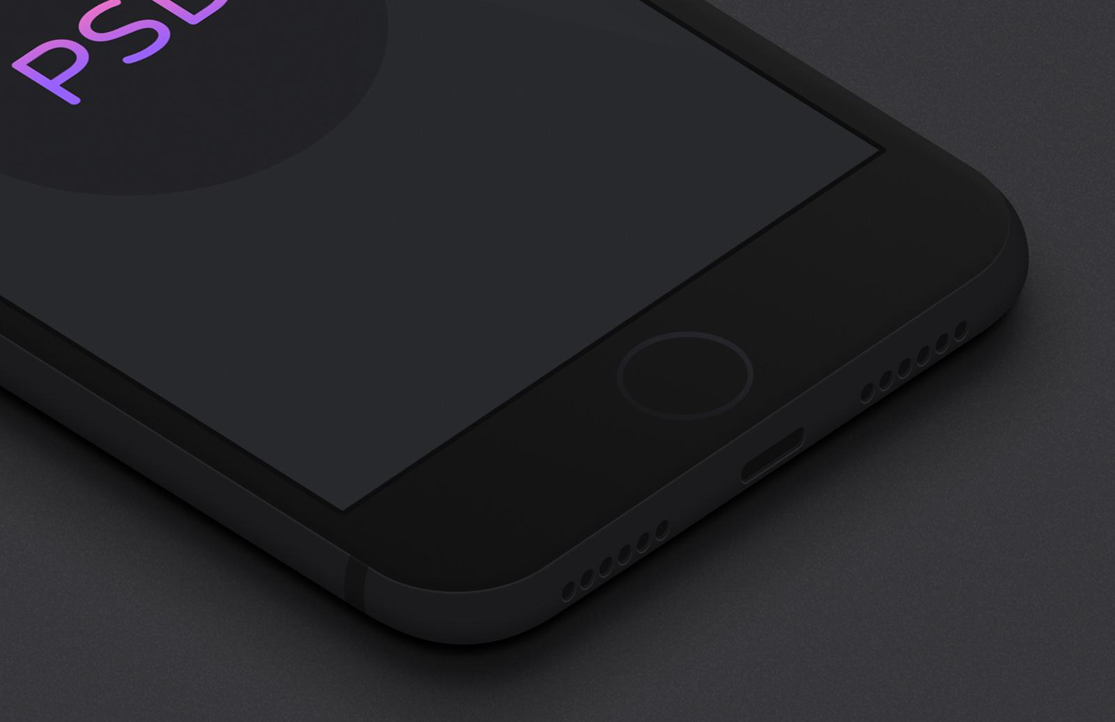 Minimal 3 D I Phone Mockups Preview 4