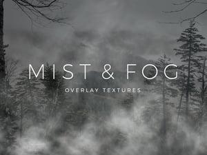 Free Mist & Fog Overlay Textures 1