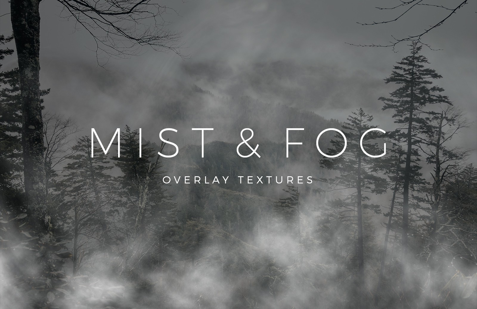 Mist Fog Overlay Textures Preview 1