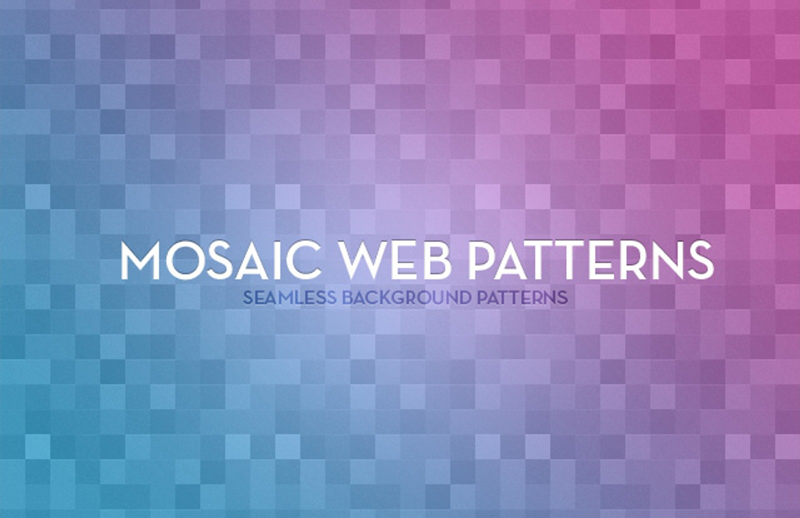Mosaic  Web  Patterns  Preview1