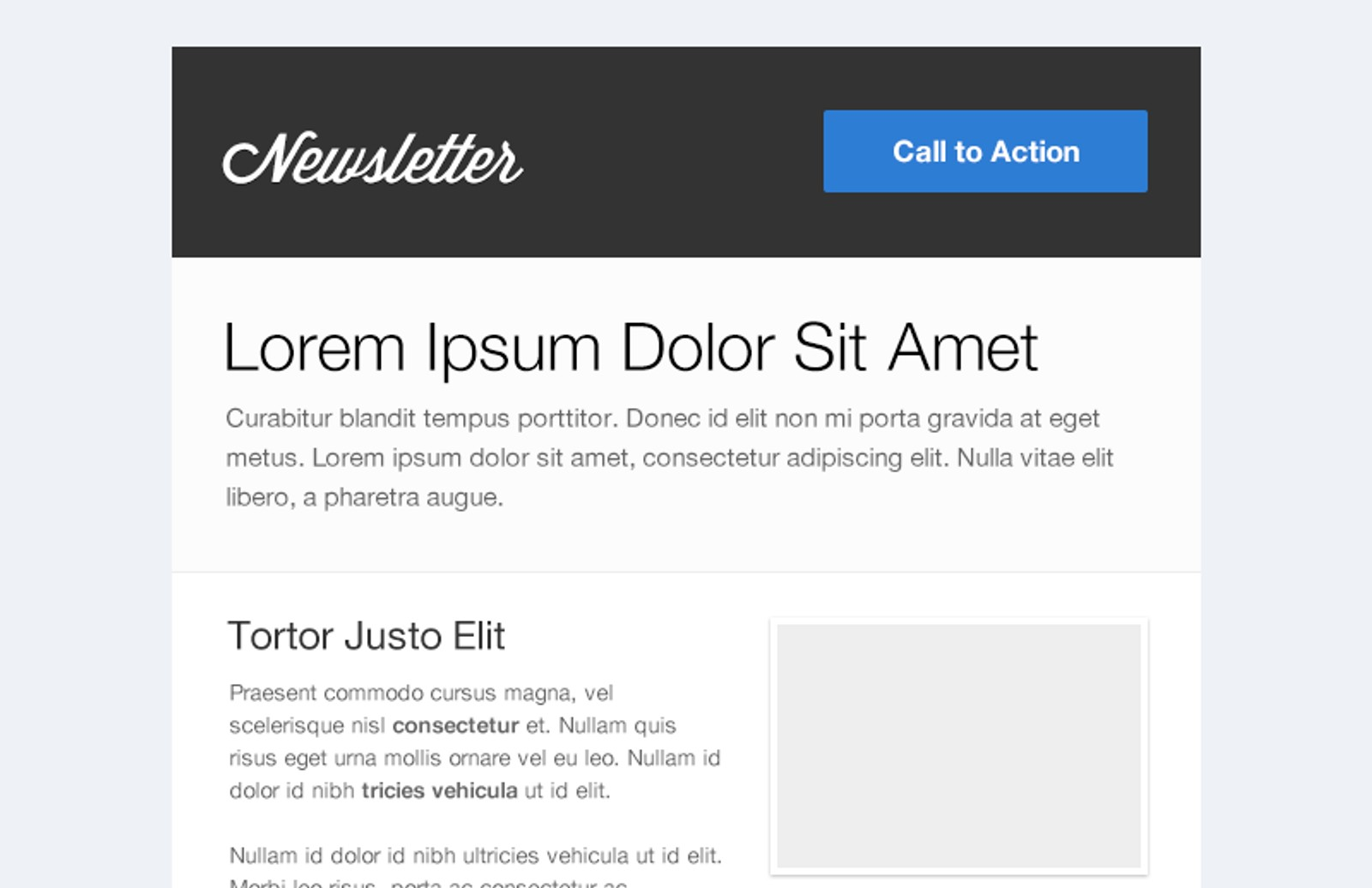 Newsletter  Template 800X518 1