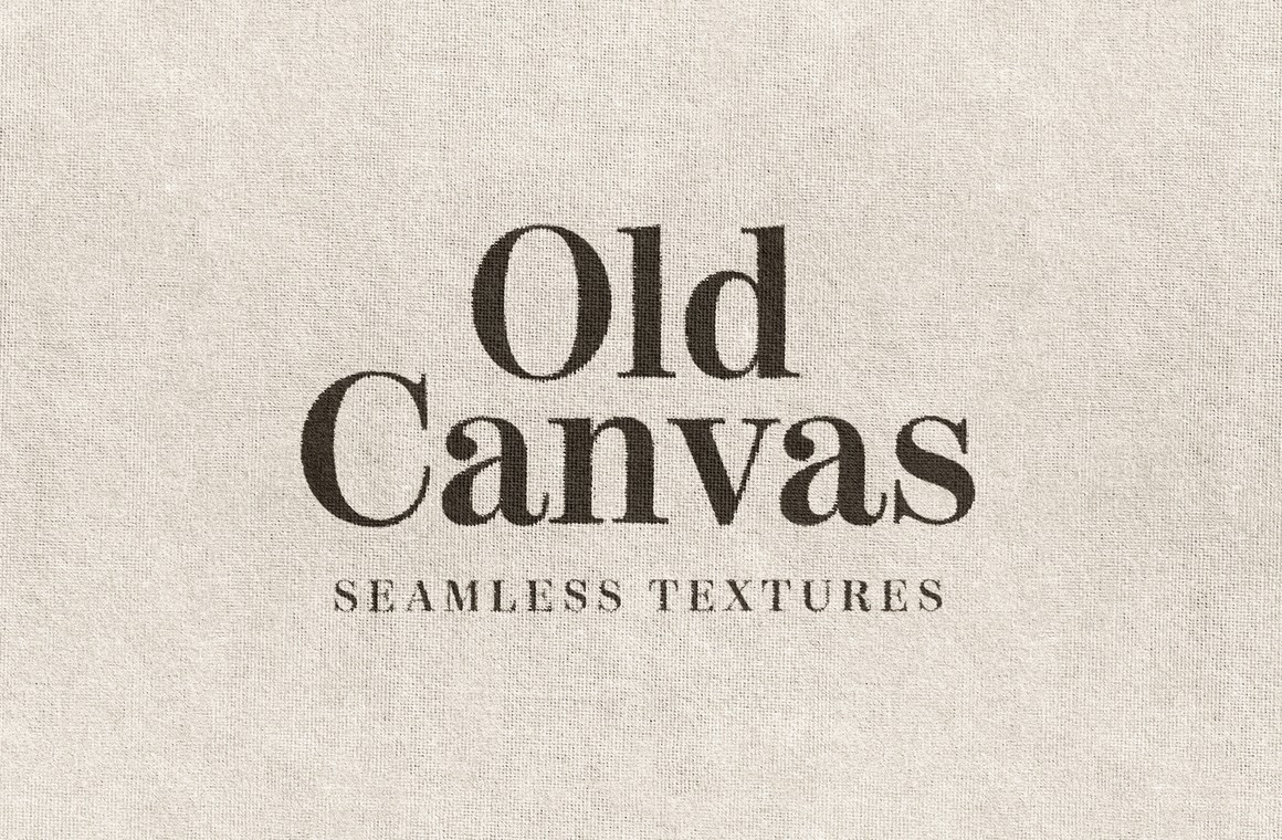 Old Canvas Seamless Textures