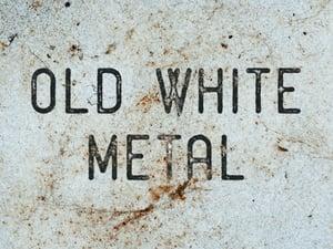 Old White Metal Textures 2