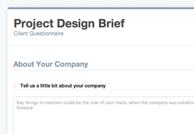 Online  Project  Design  Brief  Preview1