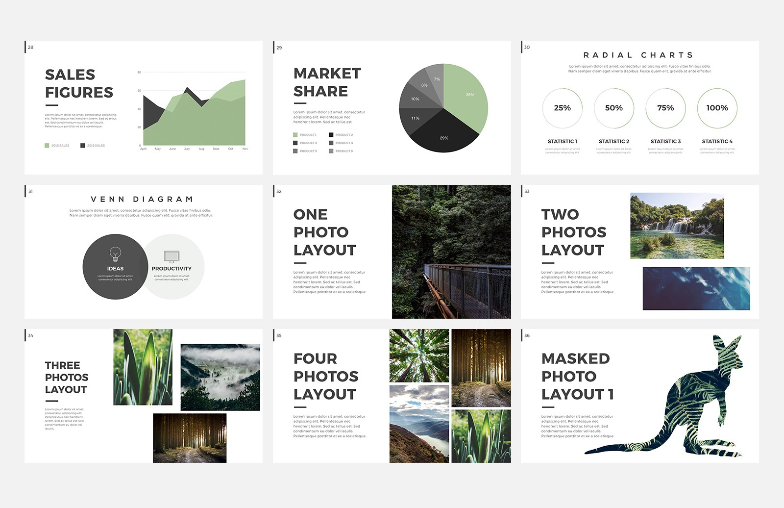 Outback  Presentation  Template  Preview 5