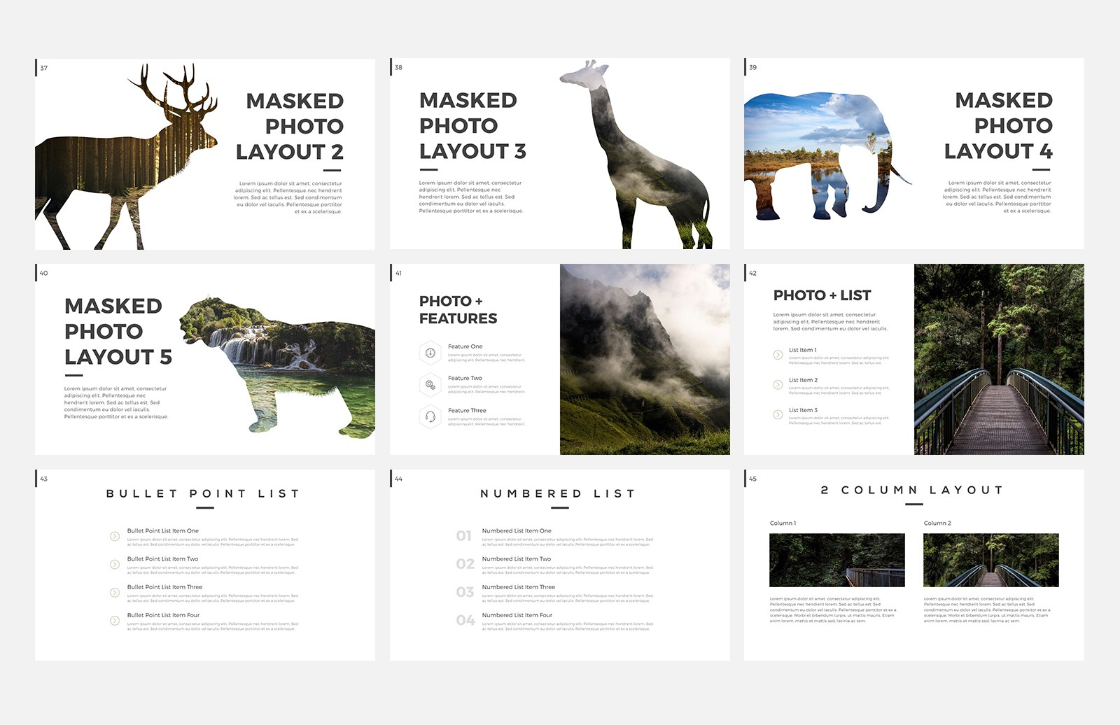 Large Outback  Presentation  Template  Preview 6