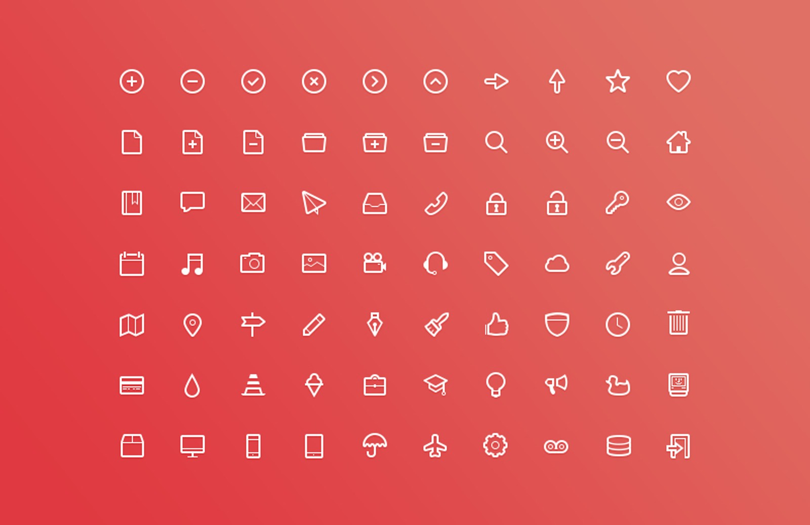 Outlined  Glyphs 5 800X518 1