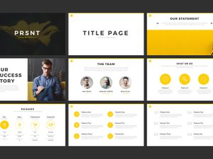 PRSNT Keynote Template 2