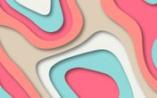 Paper Cut Vector Backgrounds