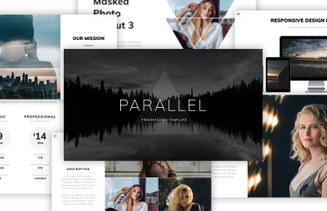 Parallel - Free Presentation Template