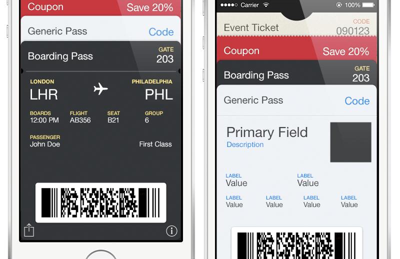 Passbook  Ui  Templates 800X518 1