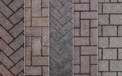 Paved Brick Textures