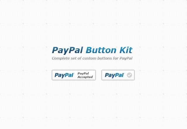 Free PayPal Button Set