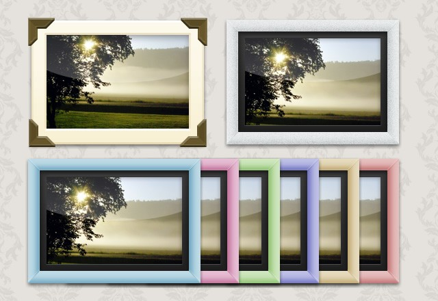 Large Photo  Frames  Preview4
