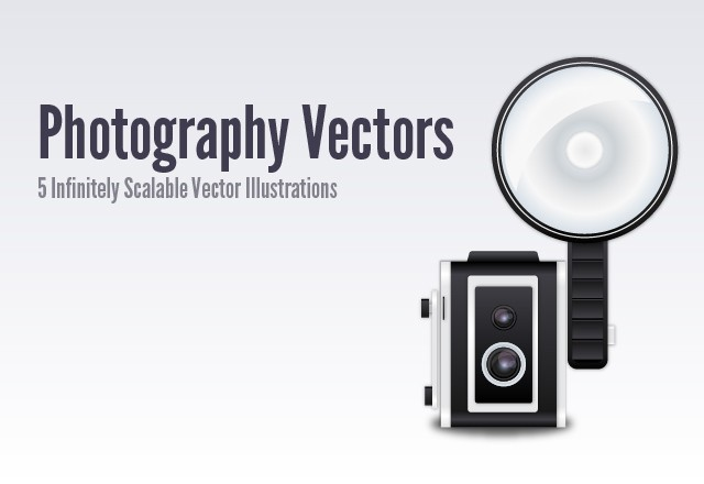 Photography Vectors