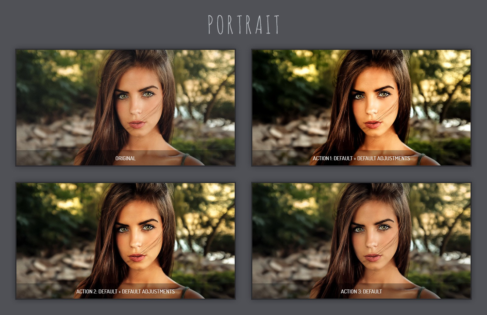 Photoshop Actions for Photographers 2