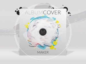 Photoshop Album Cover Maker 1