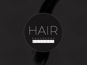 Photoshop Hair Brushes 1