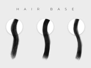 Photoshop Hair Brushes 2