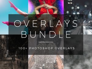 Photoshop Overlays Bundle 1