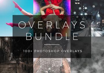 Photoshop Overlays Bundle