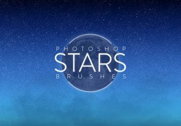 Photoshop Stars Brushes