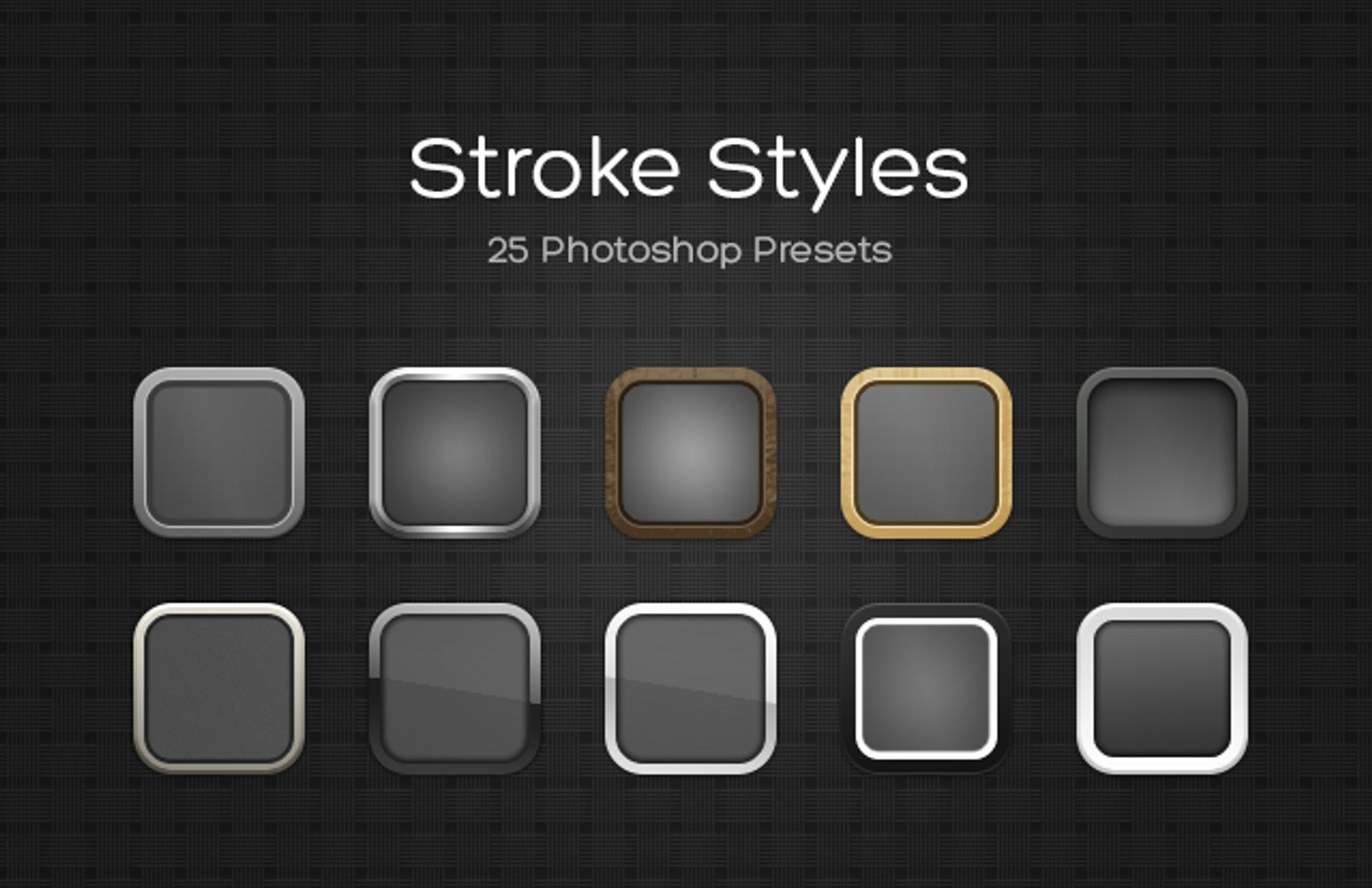 Photoshop  Stroke  Styles  Preview1