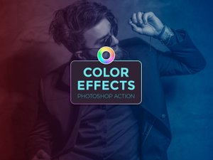 Photo Color Effects for Photoshop 1
