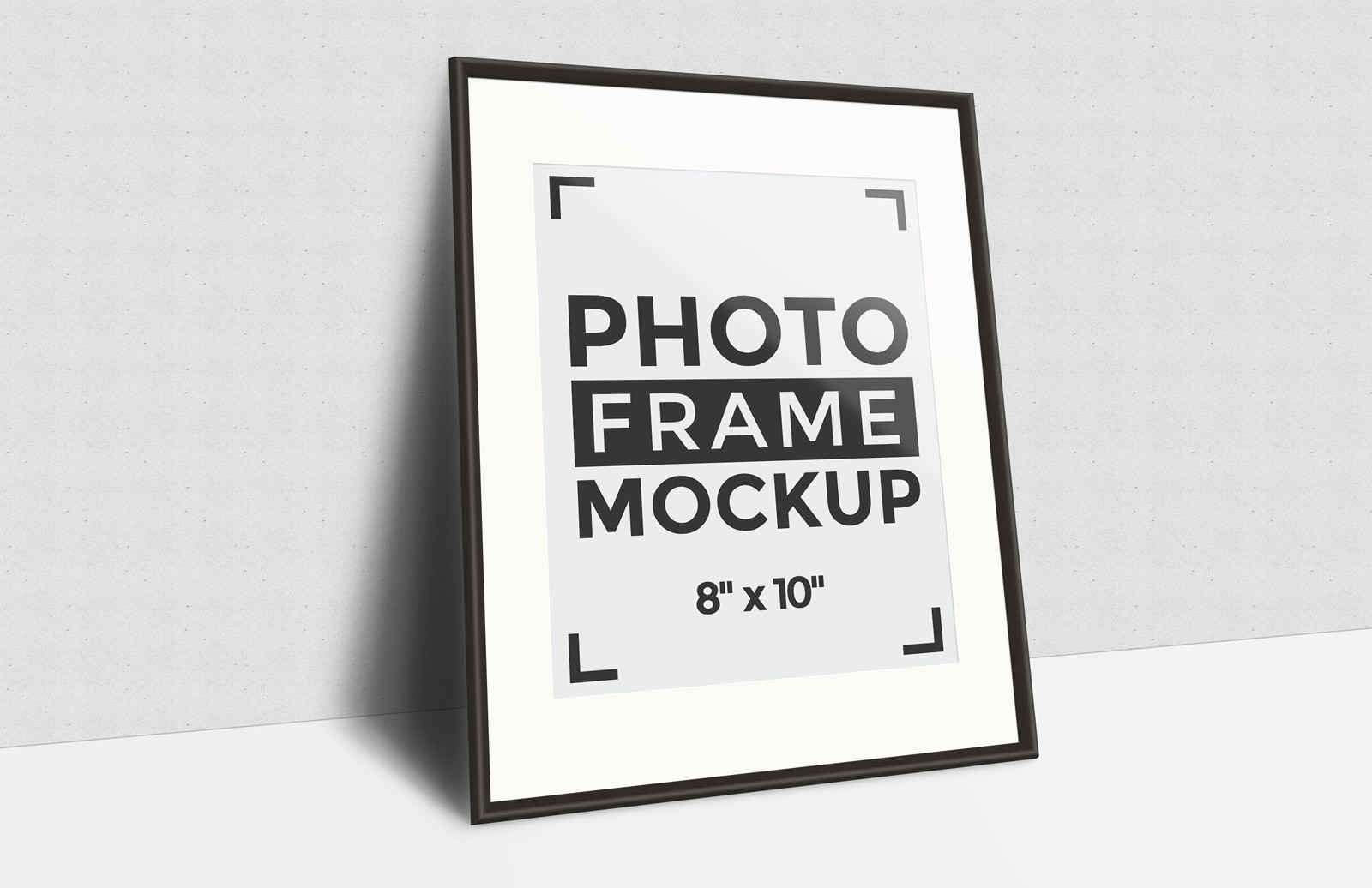 Photo Frame Mockup Preview 1