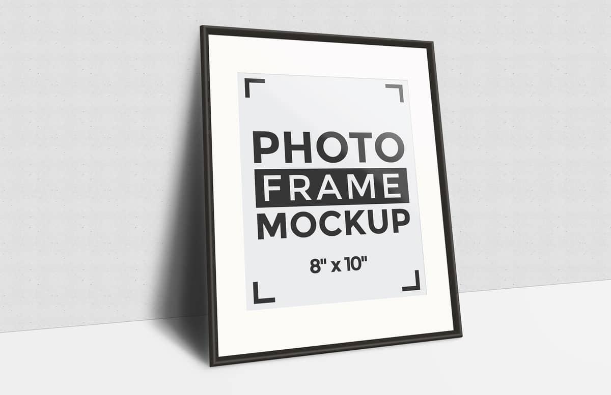 Photo Frame Mockup Preview 1
