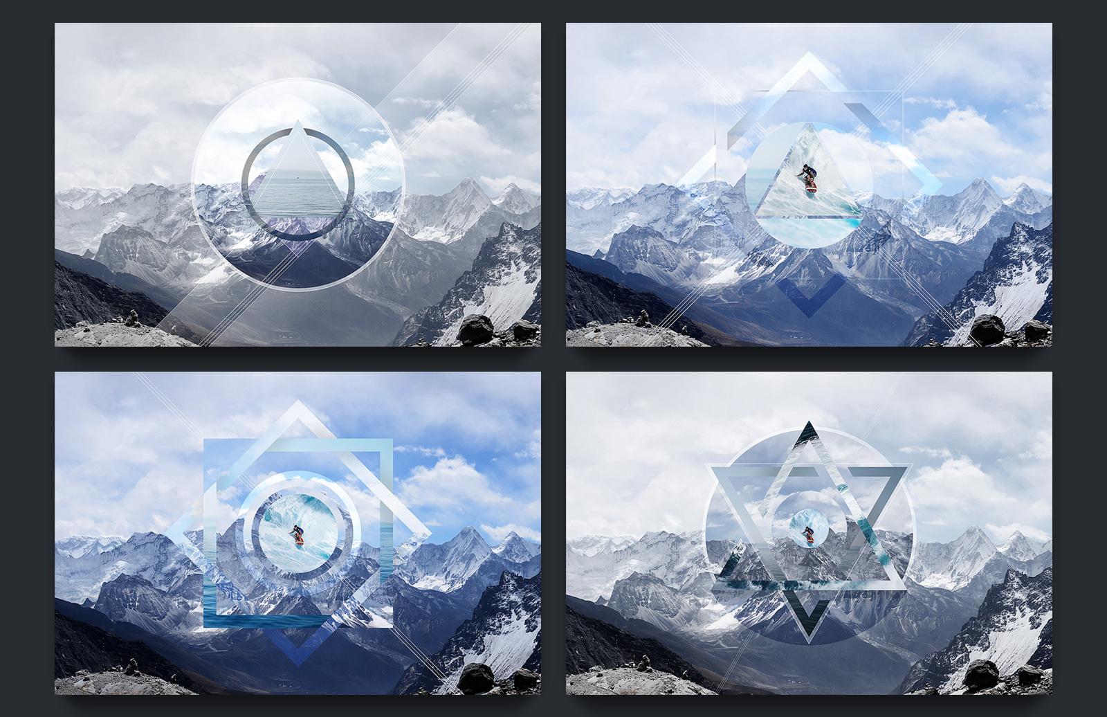 Polyscape Generator Photoshop Mockups 2