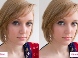 how to add depth in photoshop