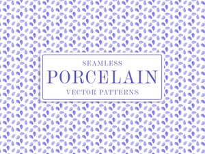 Porcelain Vector Patterns 1