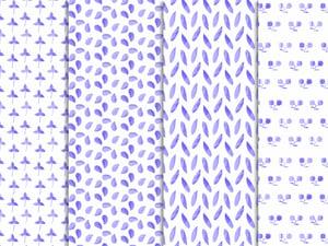 Porcelain Vector Patterns 2