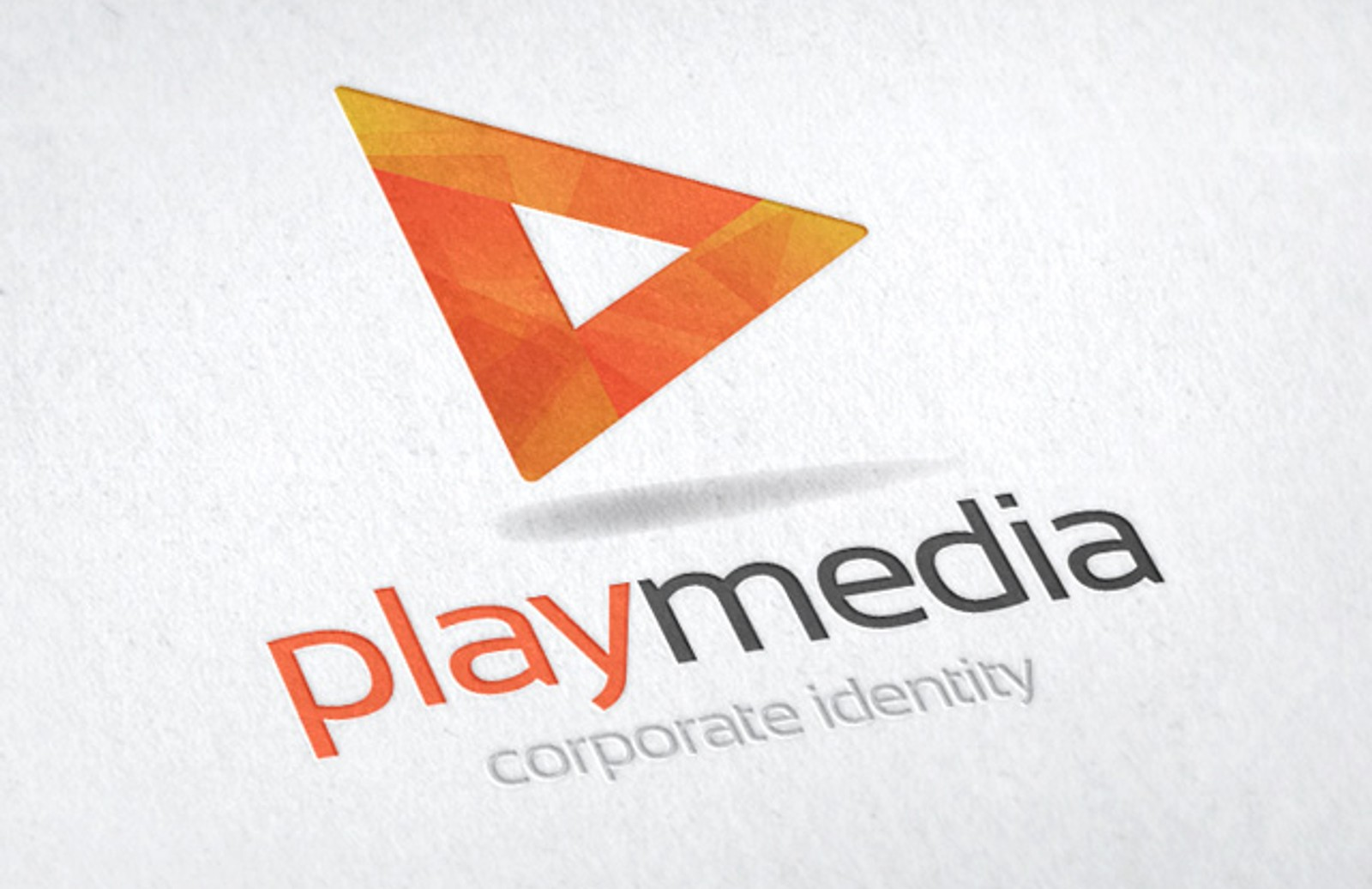 Play Media  Logo  Template  Preview1