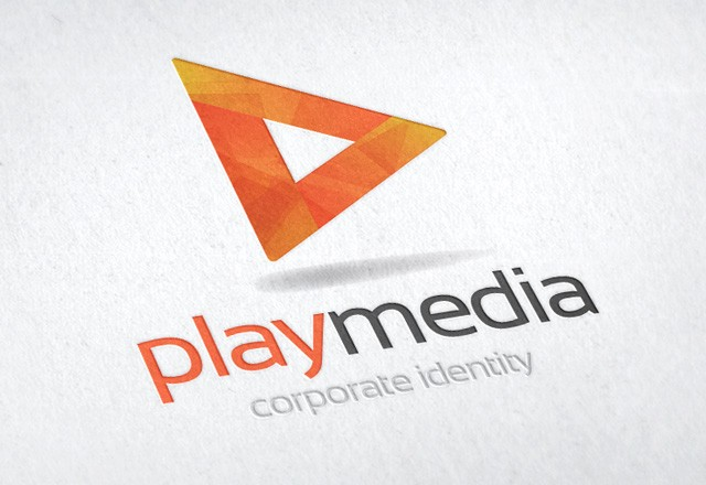 PlayMedia - Logo Template