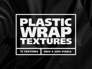 Plastic Wrap Overlay Textures 1