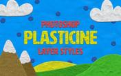 Plasticine Clay - Photoshop Layer Styles