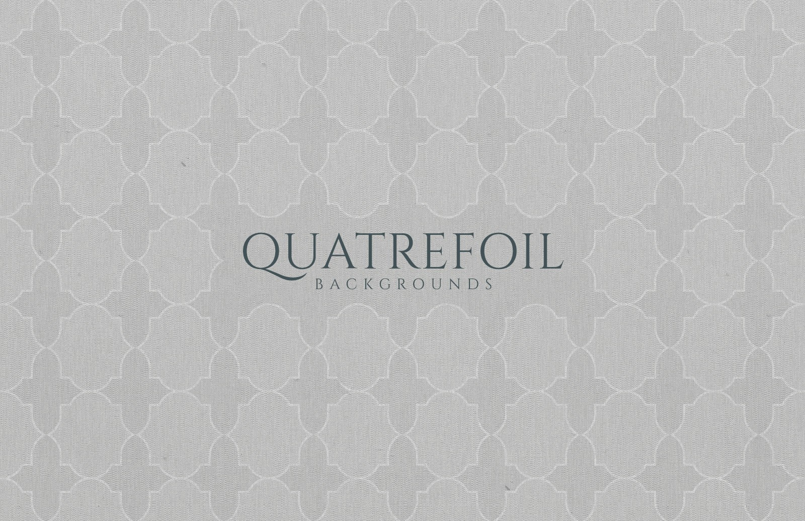 Quatrefoil Backgrounds Preview 1