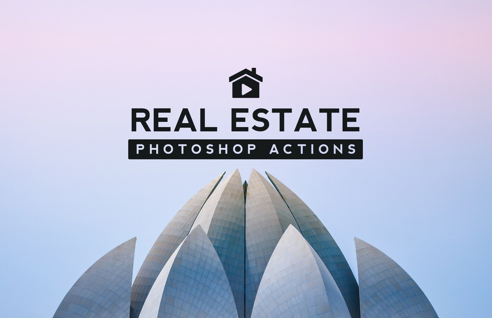 Real Estate Photoshop Actions Preview 1
