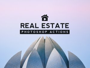 Real Estate Photoshop Actions 1
